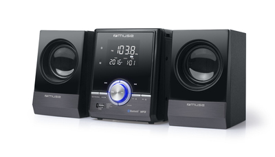 Muse M-38 BT Home Audio Micro System