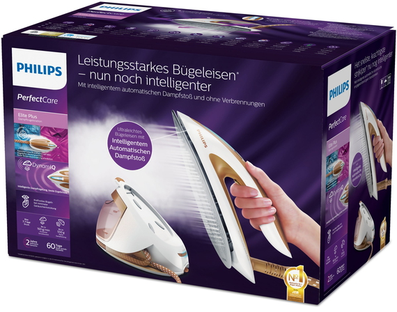 Philips Centrale vapeur PerfectCare Elite Plus GC9670/50