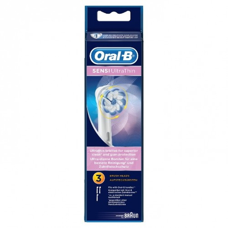 Oral-B Opzetborstels EB60 Sensitives 176626