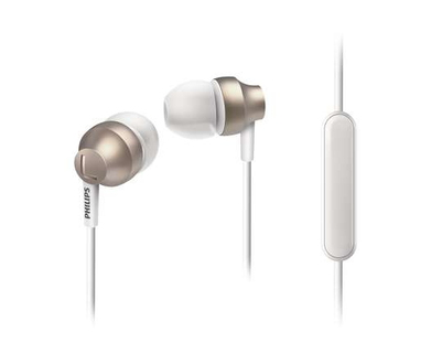 Philips SHE3855GD/00 Oortjes - Grijs
