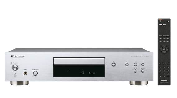 Pioneer PD-30AE CD player - Zilver