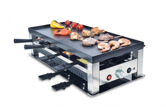Solis Raclette Table Grill 5-in-1 Type 791