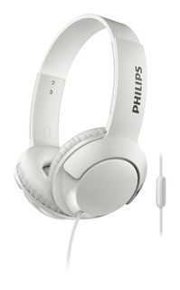 Philips SHL3075WT/00 Casque - Blanc