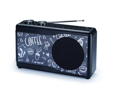 Interactive Radio portable FM