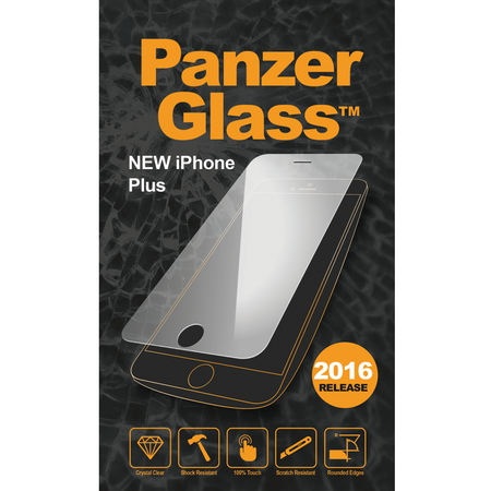 Panzerglass Protection d'écran transparent iPhone 7 Plus