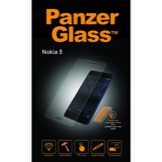 Panzerglass Protection d'écran transparent Nokia 5