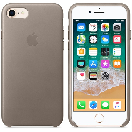 "Apple 4.7"" Coque de protection Taupe"