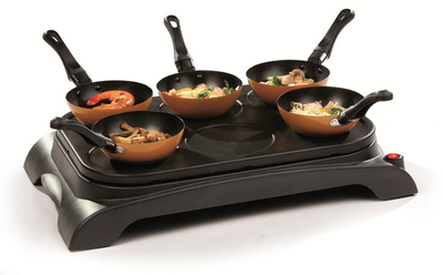 DOMO Gourmet set DO8706W