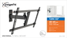 WALL 3325 Support TV - Mur