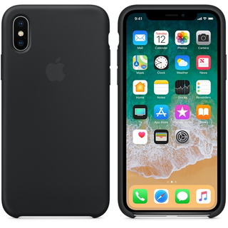 "Apple 5.8"" Coque de protection Noir"