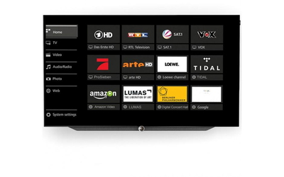 "TV BILD 7.65 - 65"" 4K Ultra HD Wifi écran LED"