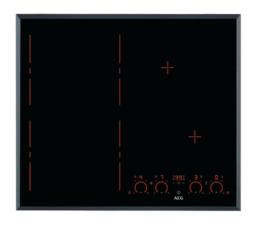 AEG Taque induction HKP67420FB FlexiBridge