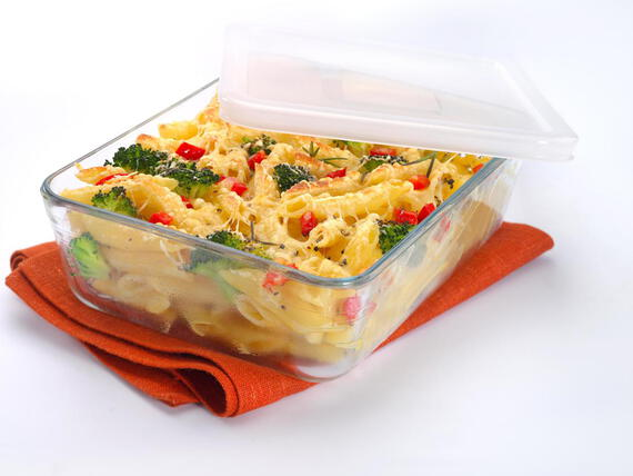 Pyrex Plat à four Cook & Freeze - 1,5 L