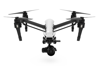 DJI Inspire 1 RAW (Dual Remote) Zwart, Wit camera-drone