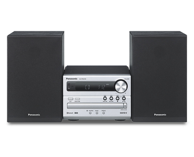 Panasonic SC-PM250 Home audio micro system 20W Zilver