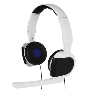 Stereo headset Insomnia VR voor PS4 en PS VR - Wit