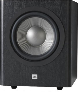 JBL 250P Active subwoofer 200W Marron