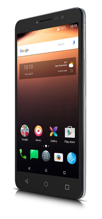 Alcatel A3 XL Sideral Gray