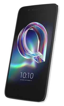 Alcatel idol 5 Metal Silver 6058D