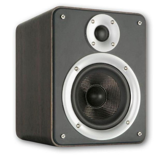 Artsound AS150 WE 56W Bruin luidspreker