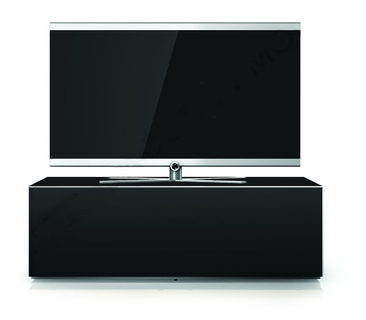 Sonorous Sonorous EX10-F-BLK-BLK-8-A 4schappen TV meubel & entertainment center