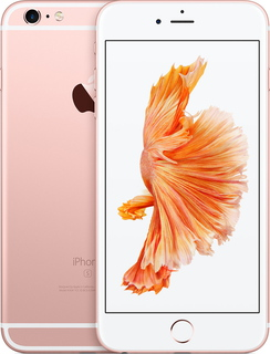 iPhone 6s Plus 128 GB Roségoud