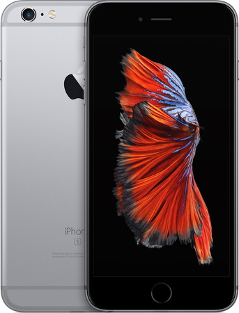 Apple iPhone 6s Plus 16 GB Spacegrijs