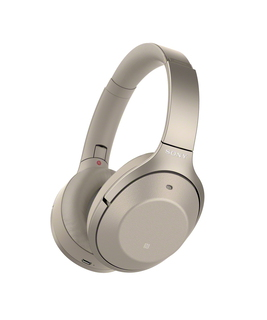 Sony WH-1000XM2 Casque Sans Fil - Or