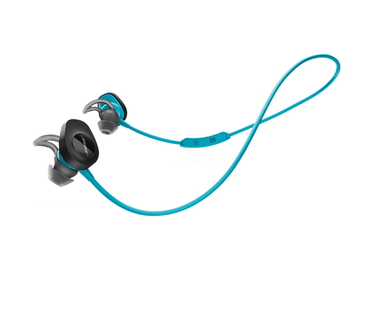 Bose SoundSport oorhaak, In-ear Sport-oortjes - Zwart, Blauw