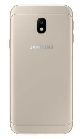 samsung galaxy j3 2017 goud kr fel de beste prijzen service inbegrepen. Black Bedroom Furniture Sets. Home Design Ideas