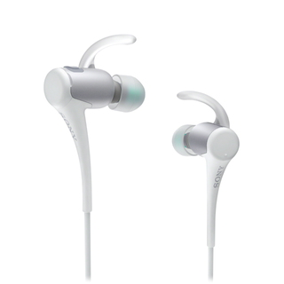 Sony MDR-AS800BT Oortjes - Wit