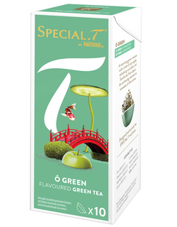 Special-T Capsules - Ô Green