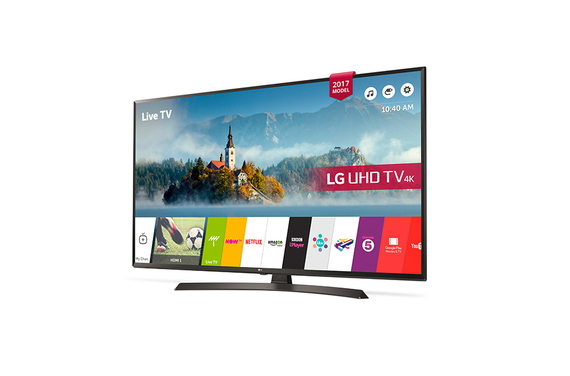 lg tv 49uj635v 49 4k ultra hd smart tv wifi kr fel. Black Bedroom Furniture Sets. Home Design Ideas