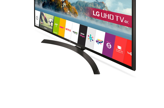 "TV 43UJ635V - 43"" 4K Ultra HD Smart TV Wi-Fi"