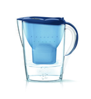 Carafe filtrante - Fill & Enjoy - Marella Cool Blue incl. 1 MAXTRA+