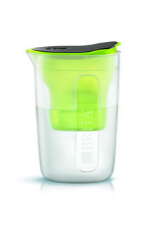 Brita Carafe filtrante - Fill & Enjoy - Fun Lime incl. 1 MAXTRA+
