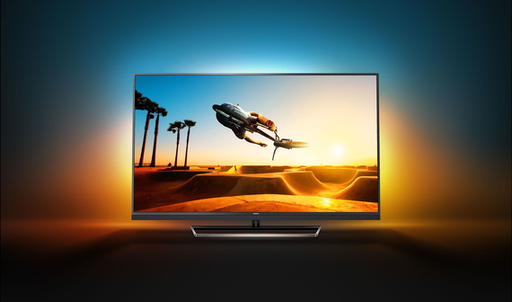 "TV 55PUS7502/12 - 55"" 4K Ultra HD - Ambilight"