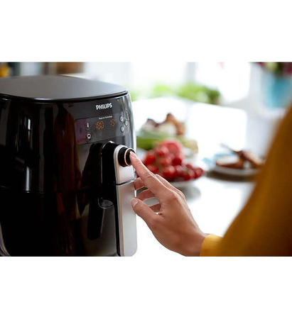 philips friteuse sans huile avance collection airfryer. Black Bedroom Furniture Sets. Home Design Ideas