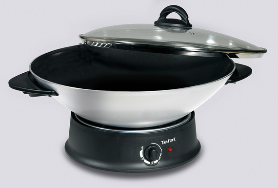 tefal wok lectrique wk3020 kr fel les meilleurs prix. Black Bedroom Furniture Sets. Home Design Ideas