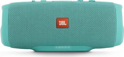 JBL Charge 3 Stereo Bluetooth Speaker - Mint