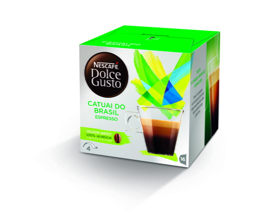 Capsule - Catuai Do Brasil Espresso Limited Edition - 16