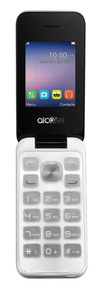 Alcatel Onetouc 20.51D Wit