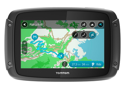 TomTom Rider 42 - Europe de 'louest