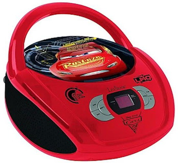Disney Cars Radio CD player