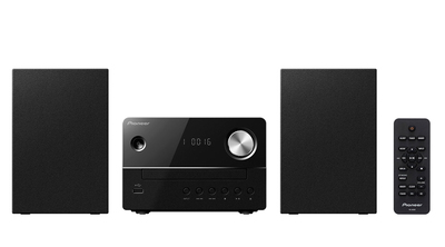 Pioneer Pioneer X-EM16 Home audio micro system 10W Zwart home audio set