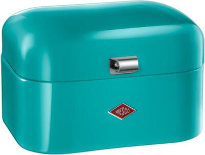 Wesco Broodtrommel - Single Grandy - Turquoise