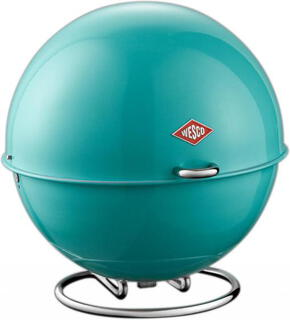 Wesco Boîte à pain - Superball - Turquoise