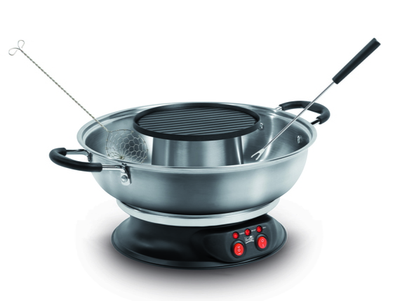 Fondue and Grill FG2970
