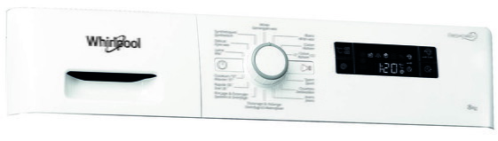 WHIRLPOOL Wasmachine FWFBE81483WE