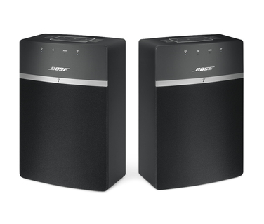 Bose SoundTouch 10 Wi-Fi Zwart digital audio streamer